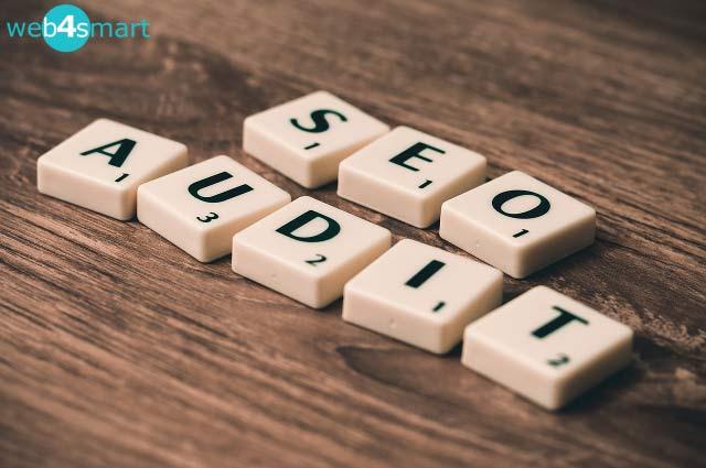 how to do a website seo audit