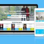 realestateagent.com digital marketing project